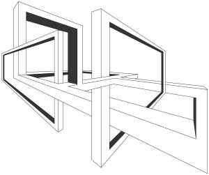 Trippin-vector-recht